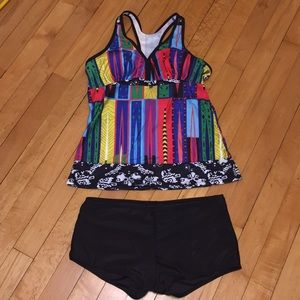 Other - 4/$20 ⭐️ NWT Fashion Tankini and Bottoms